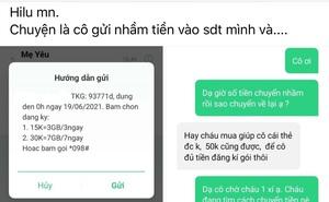 """100.000 đồng nạp nhầm cùng những tin nhắn """"gây sốt"""" MXH giữa nữ sinh 15 tuổi và nữ giáo viên vùng cao"""