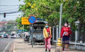 Lào phong toả thành phố Viêng Chăn do dịch bệnh Covid-19 diễn biến phức tạp