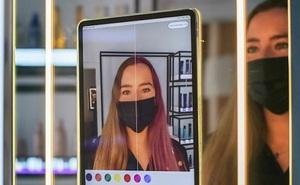 Amazon sắp mở tiệm làm tóc, sử dụng công nghệ thực tế tăng cường AR cho khách chọn màu