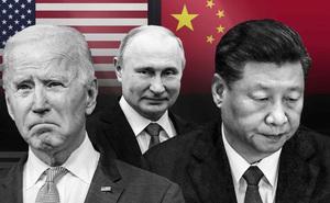 """Kế cao tay của Mỹ: Lời mời trong cuộc điện đàm với TT Putin khiến Trung Quốc """"giật mình"""""""