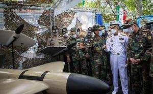 Iran giới thiệu nhiều thiết bị quân sự nội địa mới