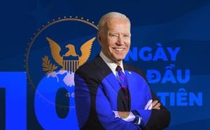 Biden, 100 ngày ở Nhà Trắng: Tái thiết, định vị lại nước Mỹ và thông điệp rõ ràng cho Trung Quốc
