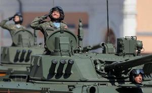 Duyệt binh mừng chiến thắng năm nay, Nga đang có một kế hoạch lớn