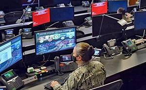 Hồ sơ tình báo về trụ sở Bộ Chỉ huy trung tâm Hoa Kỳ