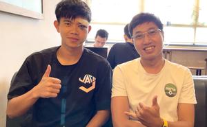Chú họ Văn Toàn kể lại tình huống va chạm vỡ xoang hàm mặt khi đội CAND gặp Bình Phước