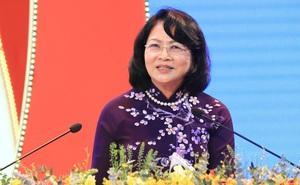 Miễn nhiệm Phó Chủ tịch nước Đặng Thị Ngọc Thịnh và 6 lãnh đạo cơ quan của Quốc hội
