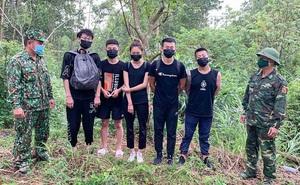 """""""Tiểu đội"""" người Trung Quốc nhập cảnh trái phép vào Hà Nội rồi được dẫn đường đến Quảng Trị, 2 khách sạn đón tiếp"""