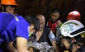Trên đường hành hương, nhà sư Thái Lan bị mắc kẹt 3 ngày trong động lớn ngập nước và cuộc giải cứu ngoạn mục của 17 thợ lặn