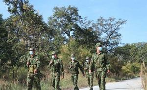 Điều thêm lực lượng tuần tra biên giới Campuchia