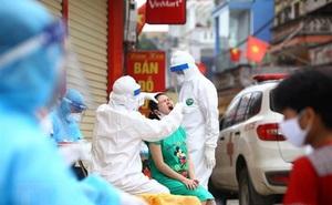 NÓNG: Hà Nam phát hiện thêm 2 trường hợp dương tính lần 1 SARS-CoV-2 liên quan ổ dịch thôn Quan Nhân