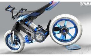 Sắp có xe Yamaha chạy bằng nước thay xăng, cơ chế hoạt động rất bí ẩn
