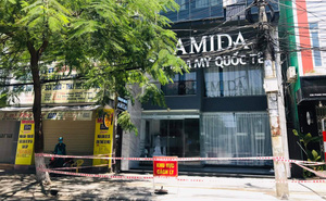 Khởi tố vụ án hình sự tại thẩm mỹ viện AMIDA liên quan đến dịch Covid-19