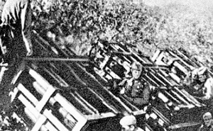 Tên lửa bắn loạt M-30 - vũ khí quân Đức khiếp sợ hơn cả Katyusha