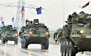 Tại sao NATO tăng cường hiện diện quân sự trên toàn cầu?