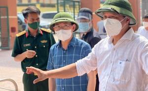 Thứ trưởng Nguyễn Trường Sơn: Dịch tại Bắc Giang rất phức tạp và nguy hiểm, biến thể virus lây quá nhanh!