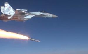 Nga không kích đến hang cùng ngõ hẻm, IS không còn đường thoát