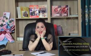"""Bà Phương Hằng tuyên bố dừng làm từ thiện, dùng 500 tỷ, thuê 20 luật sư để quyết chiến với """"trùm cuối"""" antifan"""