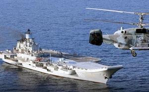 Nga có đủ sức chế tạo tàu sân bay mới?
