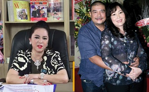 Bà Nguyễn Phương Hằng phản bác câu nói của chồng NSND Hồng Vân