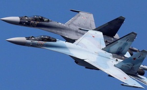 Trong cuộc chạy đua máy bay tiêm kích, Nga thách thức vị thế bá chủ của Mỹ