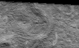 Vừa phát hiện sông băng trên sao Hỏa?