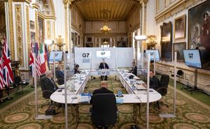 Hội nghị G7 'rung chuyển' sau khi phát hiện 2 đại biểu Ấn Độ dương tính với SARS-CoV-2