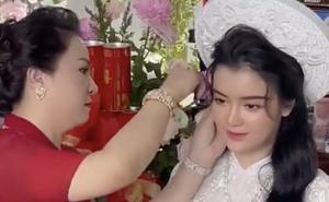 Con dâu sinh năm 96 của 'bà chủ Đại Nam' Phương Hằng khoá Facebook sau lễ đính hôn ngập kim cương