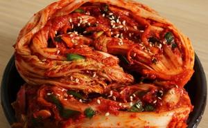 Mang đậm hương vị xứ Hàn về tới Việt Nam chỉ bằng một công thức kim chi truyền thống