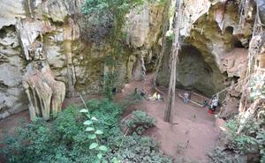 Phát hiện ngôi mộ cổ nhất châu Phi ở Kenya
