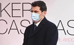 Bị nghi đau tim, Iker Casillas nhập viện khẩn cấp