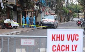 Hà Nội: Phát hiện người vợ ở Đông Anh đi chăm chồng tại Bệnh viện Bệnh Nhiệt đới TƯ dương tính SARS-CoV-2