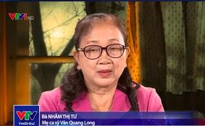 Mẹ ruột Vân Quang Long đau đớn bị xúc phạm: Không ngày nào tôi sống được bình yên