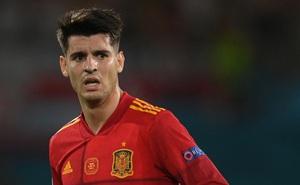 """Morata vẽ ra mộng đẹp rồi """"hiện nguyên hình"""", Tây Ban Nha ôm nỗi thất vọng to lớn trước Ba Lan"""