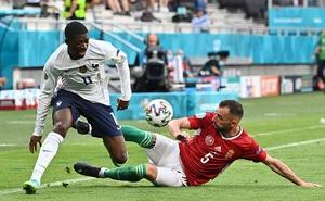 Gặp hạn từ Barca sang ĐT Pháp, Dembele chia tay EURO