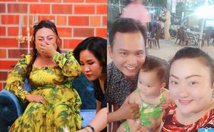 Nghệ sĩ cải lương Phạm Huyền Trâm bật khóc xin mẹ cho quay lại với người chồng ngoại tình