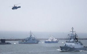 """72 giờ căng thẳng, Nga quyết mạnh tay, tàu chiến và tàu ngầm ra đòn """"rắn"""" ở Biển Đen?"""