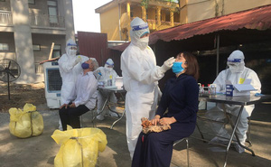 """Chuyên gia Bộ Y tế lưu ý 5 nguyên tắc xử lý ổ dịch tại """"tâm dịch"""" Bắc Ninh"""