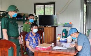 Phát hiện kẻ trốn lệnh truy nã trong nhóm người nhập cảnh trái phép ở Cao Bằng