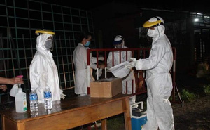 Phản ứng mới nhất của 2 tỉnh Tây Ninh, Long An về 'nguy cơ' lây nhiễm dịch bệnh từ TPHCM