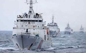 """Trung Quốc lập kỷ lục xâm nhập vùng biển tranh chấp: """"Dằn mặt"""" Nhật vì Đài Loan?"""