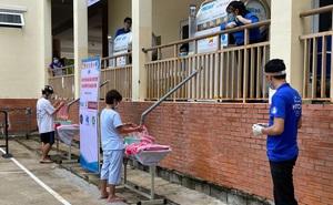 CHÚ Ý: Người nghèo hãy đến gian hàng 0 đồng và ATM gạo miễn phí ở quận 7, từ nay đến 18-6