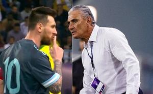 HLV Tite: 'Tôi có công thức ngăn chặn Messi'
