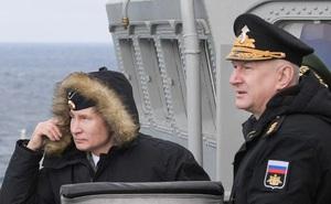 """Hải đội cảm tử Nga ra trận: TT Putin giăng bẫy khắp biển, NATO nhận ngay """"vết thương sâu""""?"""