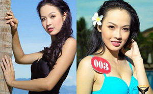 Người đẹp cạnh tranh vương miện Hoa hậu Việt Nam 2006 với Mai Phương Thúy giờ ra sao?
