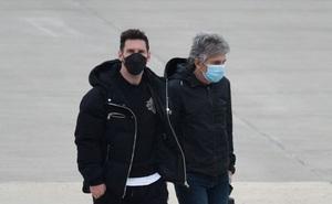 Messi hú vía trước nguy cơ bị đánh bom ở sân bay