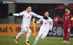 Đột phá thần kỳ dưới tay thầy Park, U23 Việt Nam bỏ xa Thái Lan và Trung Quốc trên BXH