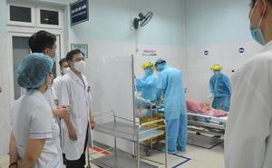 3 nữ bác sỹ Bệnh viện Tâm thần Nghệ An nhiễm SARS-CoV-2 sau 2 lần xét nghiệm âm tính