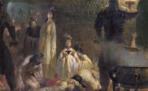 Vì sao những phi tần bị chôn sống cùng Tần Thủy Hoàng đều trong tư thế không khép chân?