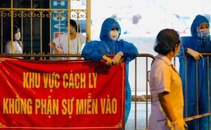 """""""Chùm"""" lây nhiễm ở nhà thuốc Đức Tâm Láng Hạ, nơi vừa bị đình chỉ hoạt động"""