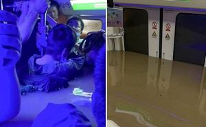 """Thảm họa tàu điện ngầm Trịnh Châu khiến 12 người thiệt mạng: Bắt nguồn từ """"điểm mù"""" chết chóc trong khâu thiết kế?"""